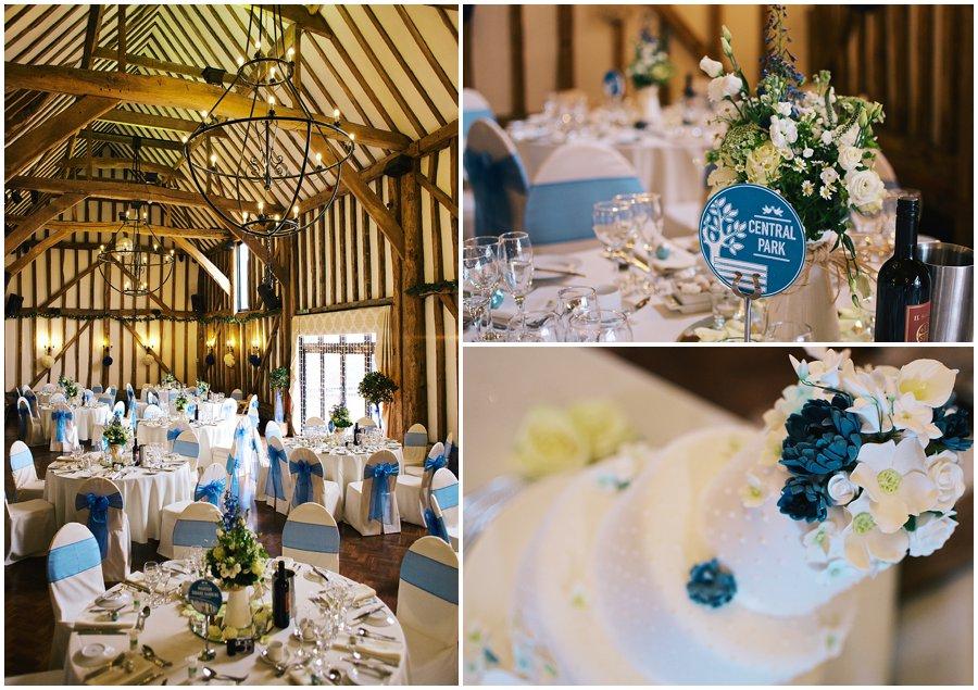 wedding details at Crondon Park