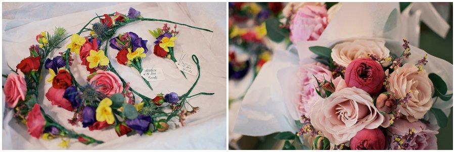 London wedding flowers