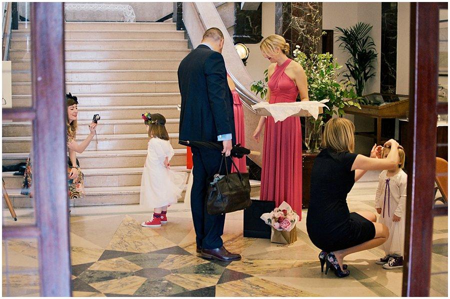 Bethnal Green Town Hall Hotel Wedding