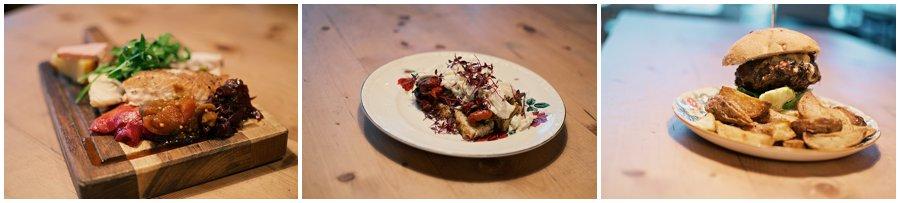 The Artisan of Clerkenwell Wedding Food