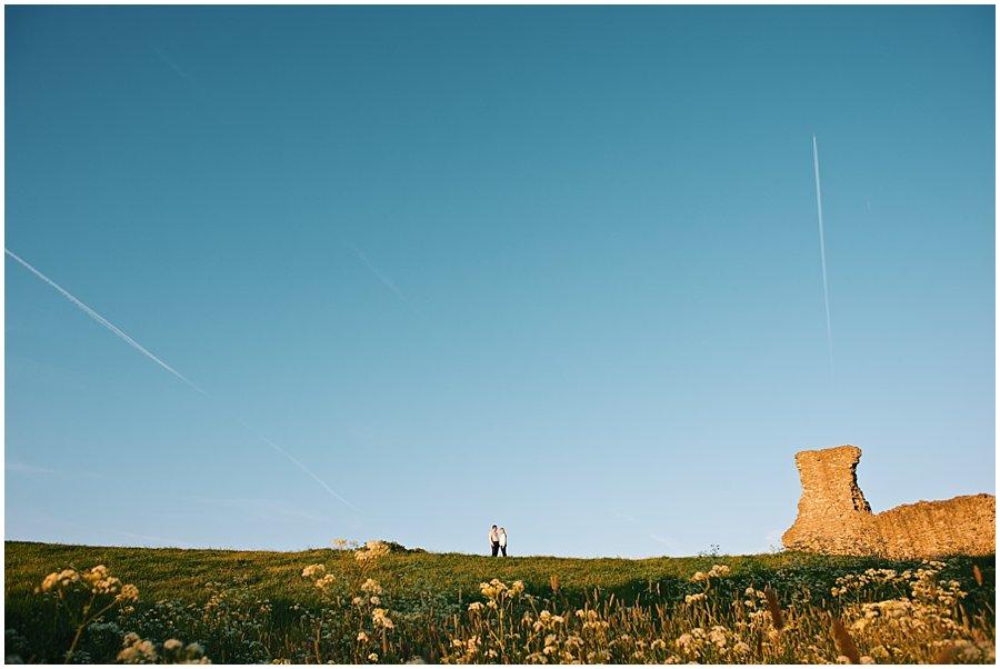 Hadleigh Castle Engagement Shoot