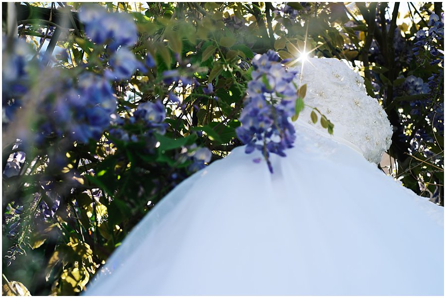 Prested Hall Wedding Dress