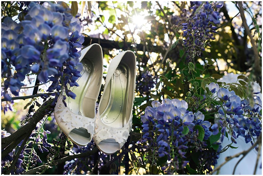 Prested Hall Wedding Shoes