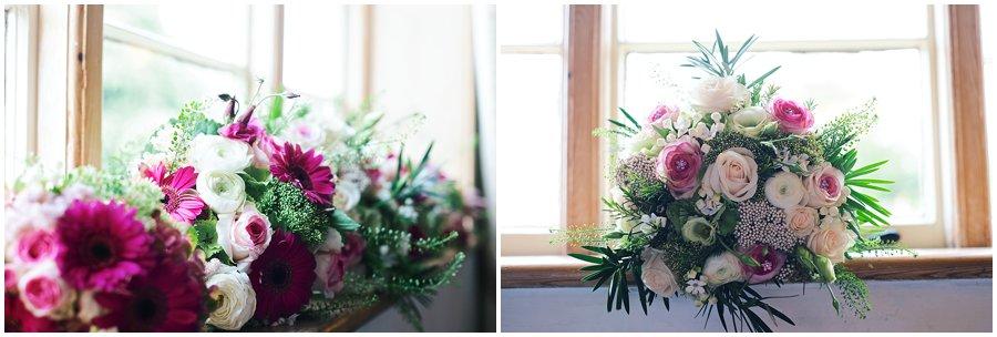 Prested Hall Wedding Flowers