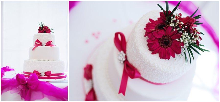 Prested Hall Wedding Cake