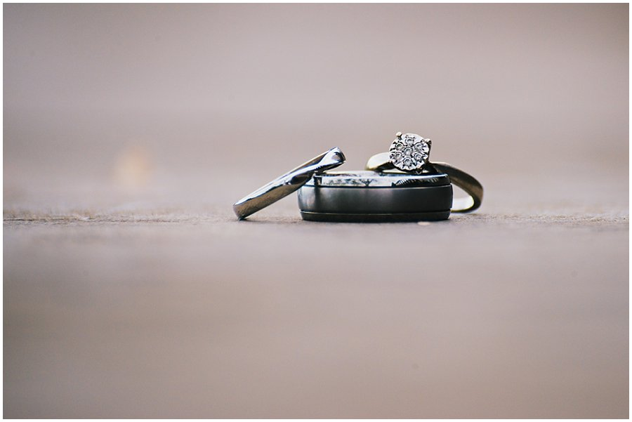 Prested Hall Wedding Rings