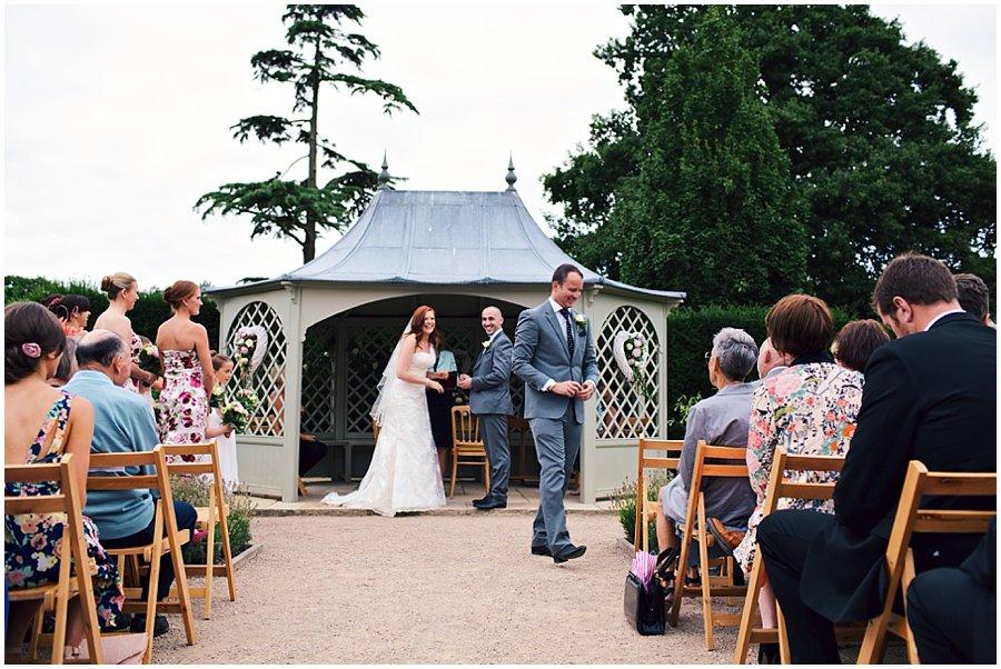 Creative Wedding Photography at Marks Hall Estate