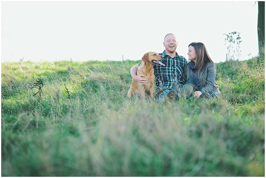 Warwickshire Engagement Photography