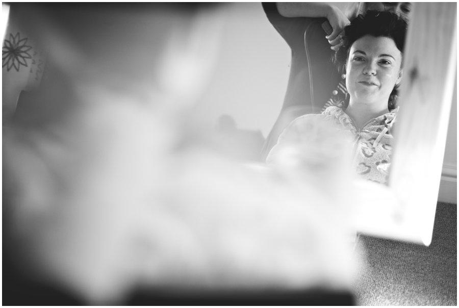 bridal preparation for hyde barn wedding