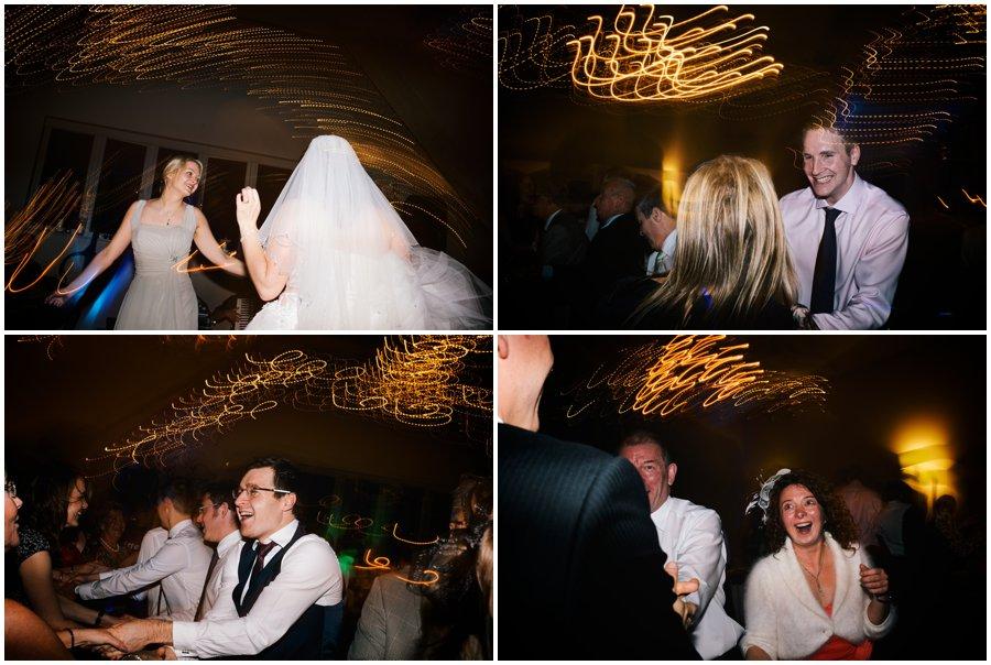 dancing at hyde barn wedding
