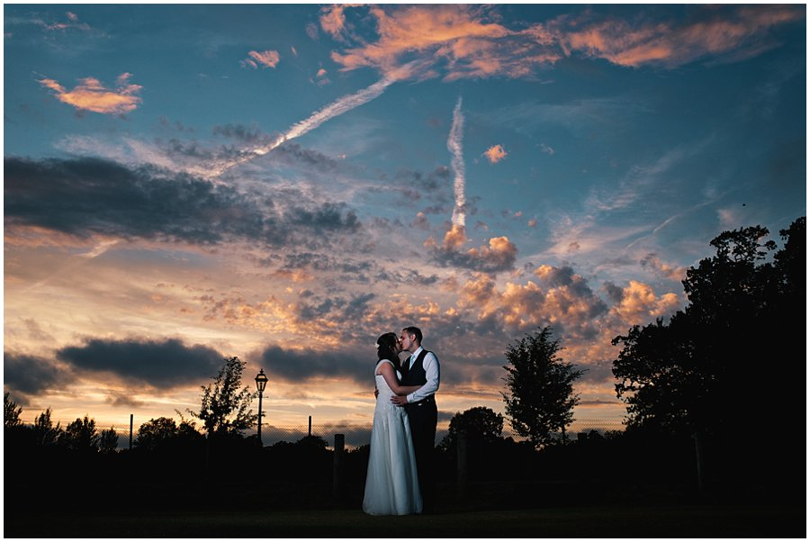 Creative Wedding Photography at the Secret Garden in Kent