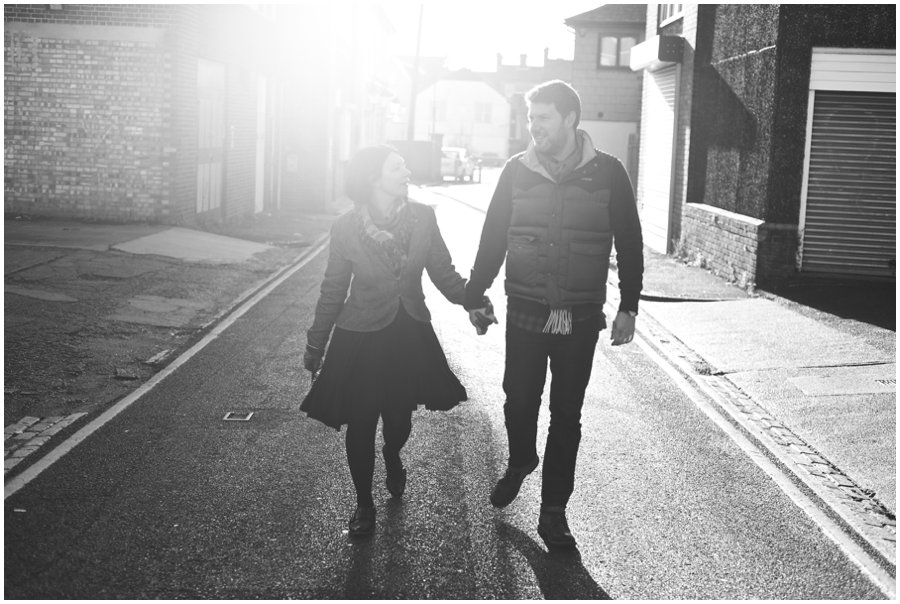 Pre-Wedding Engagement Shoot in Southend