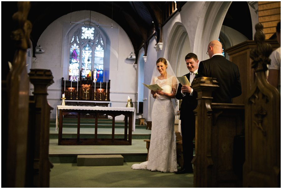 Natural wedding photography in Leigh-on-sea