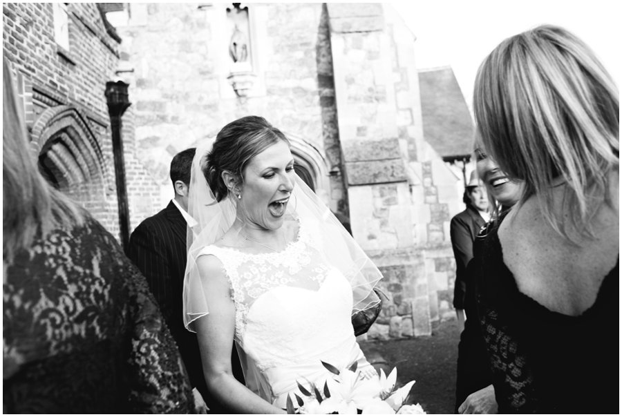 Documentary Wedding Photography in Leigh-on-sea