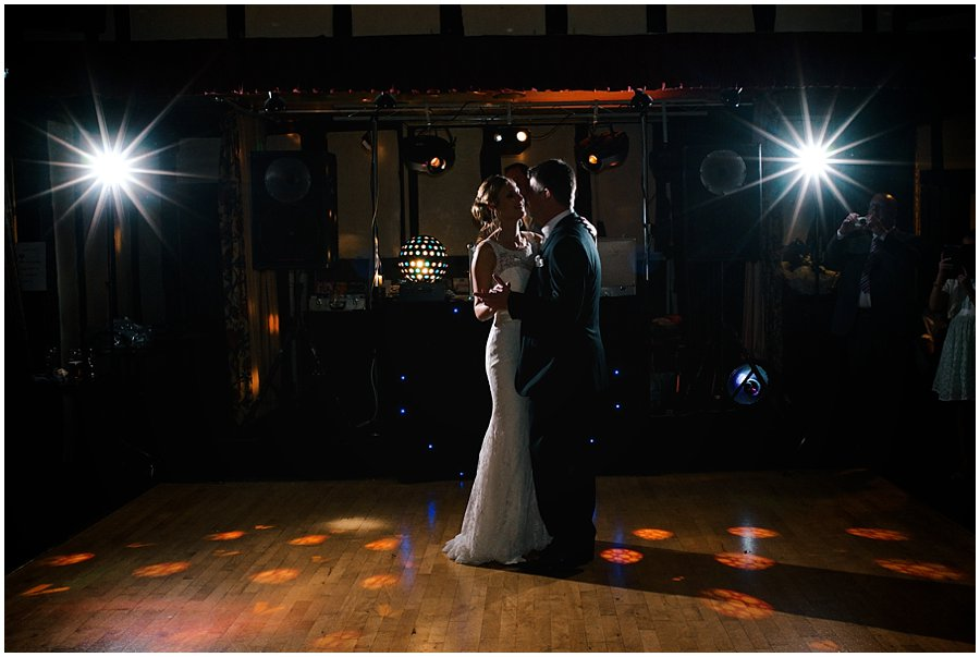 First dance at the Chichester Hotel
