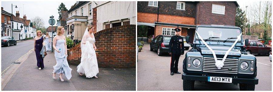 Military Wedding at Sandhurst