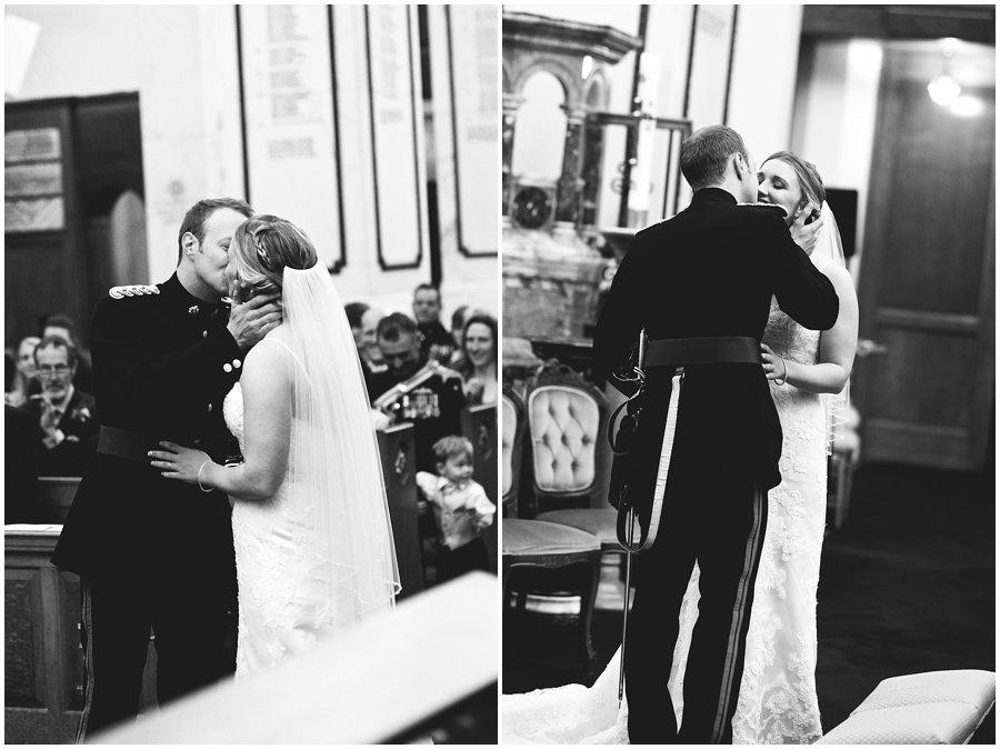 The Royal Military Academy Wedding Photographer