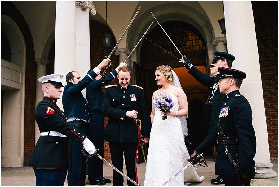 Sandhurst Wedding Photographer | Military Wedding | Kat ...