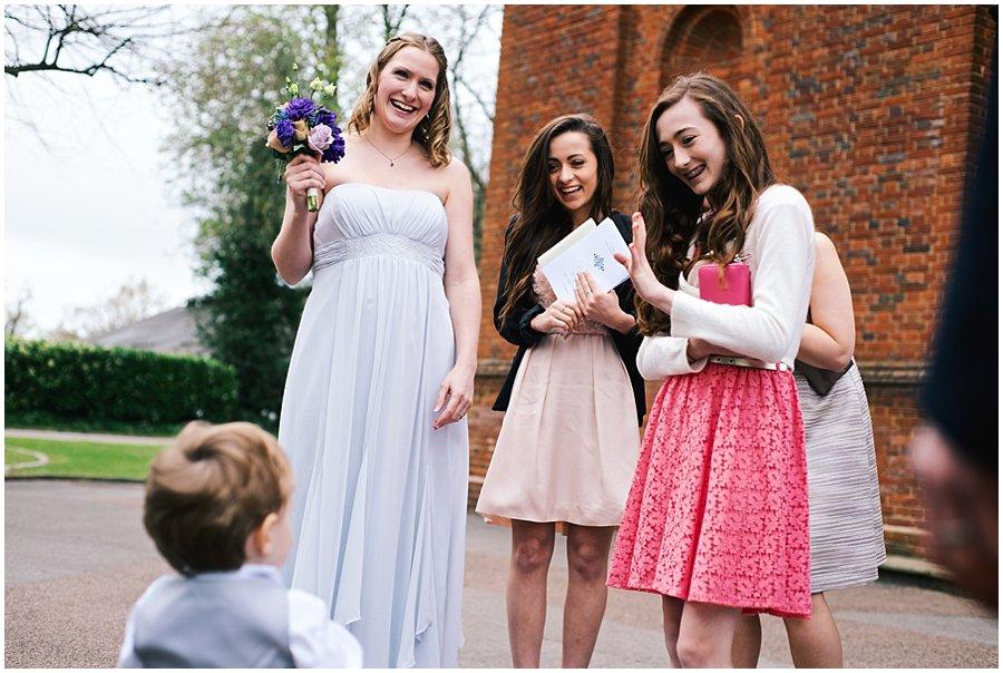 Sandhurst Wedding