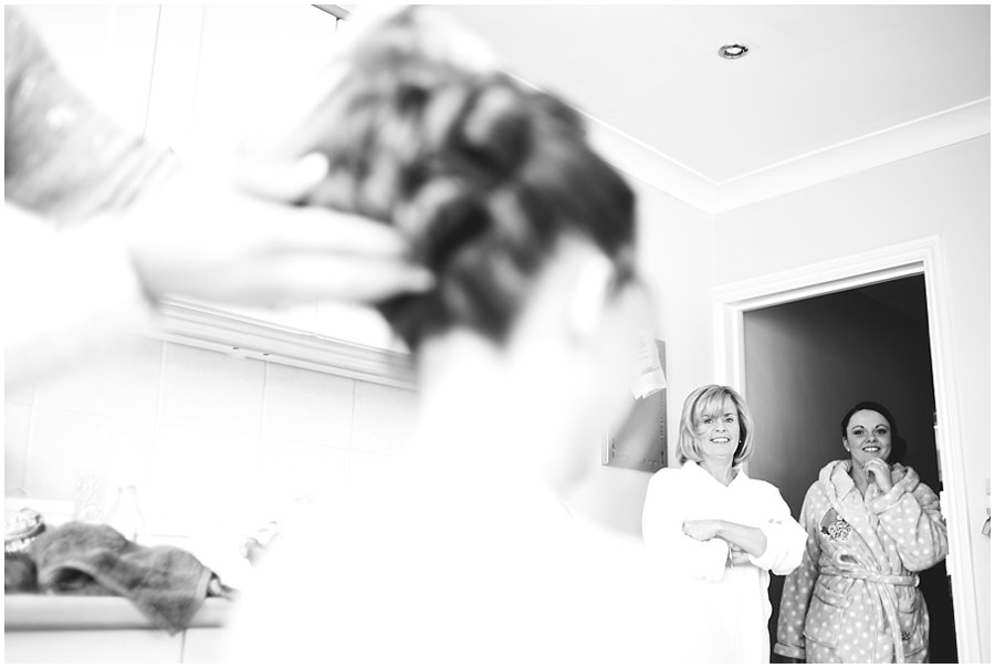 Documentary wedding photography in Essex