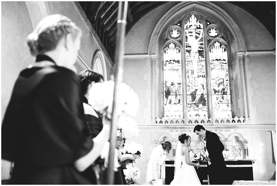 East Hanningfield Church Wedding Photography
