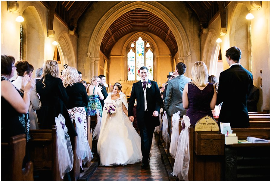 Getting married at East Hanningfield Church