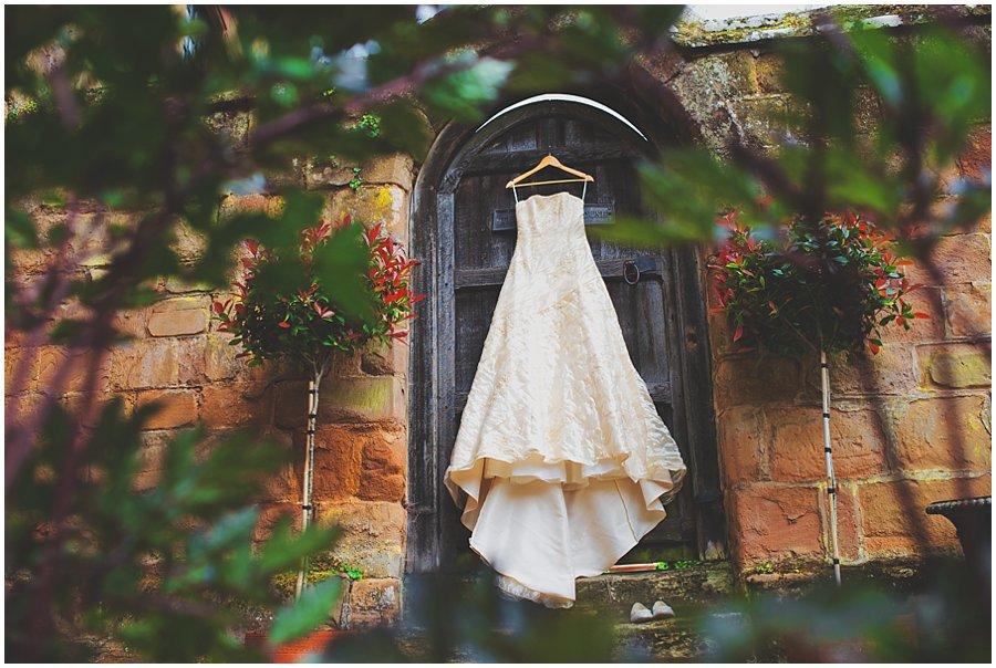Oxfam wedding dress