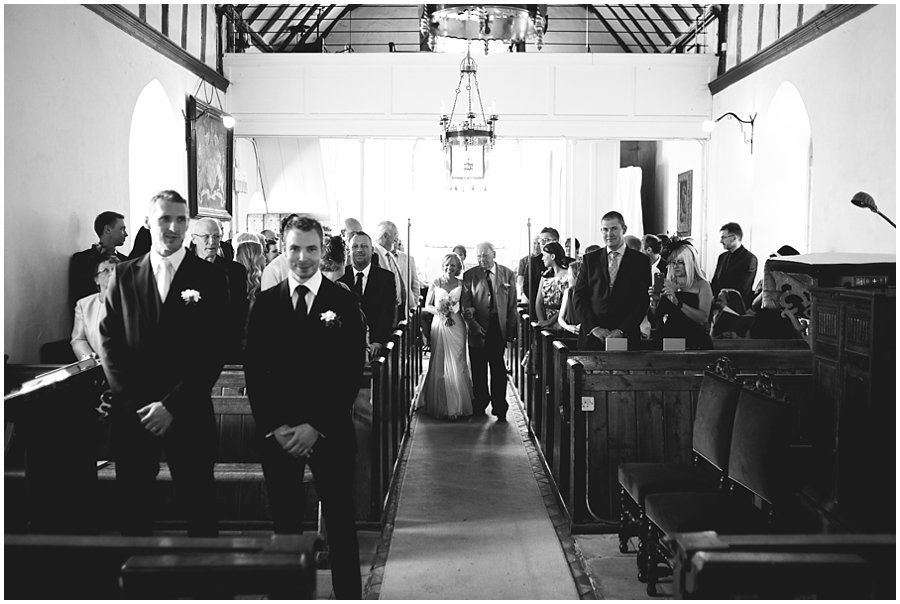 Wedding at Chappel Church
