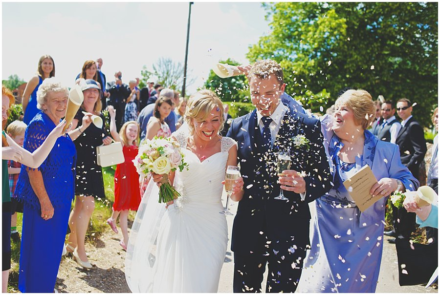 Wedding at Chappel Church in Essex