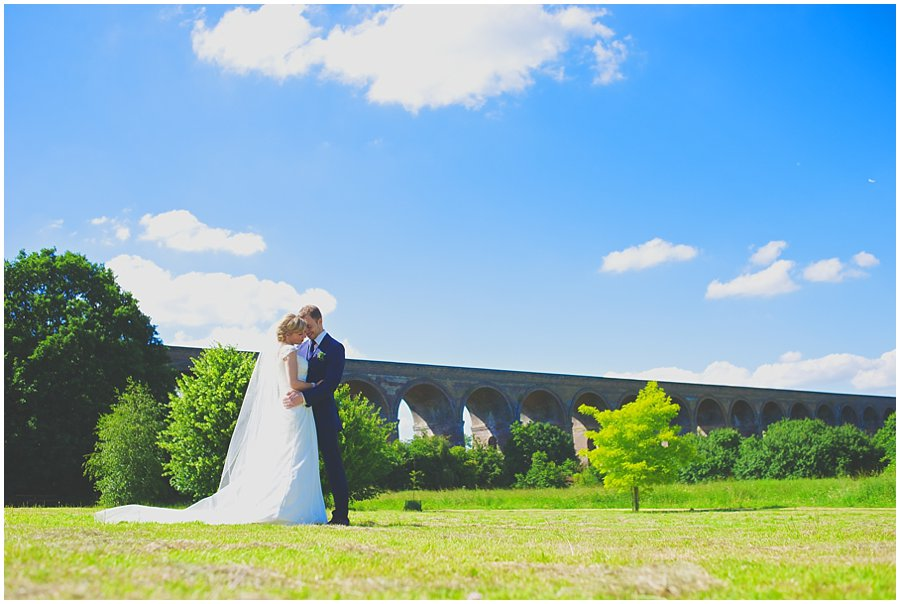 Wedding at Chappel Viaduct