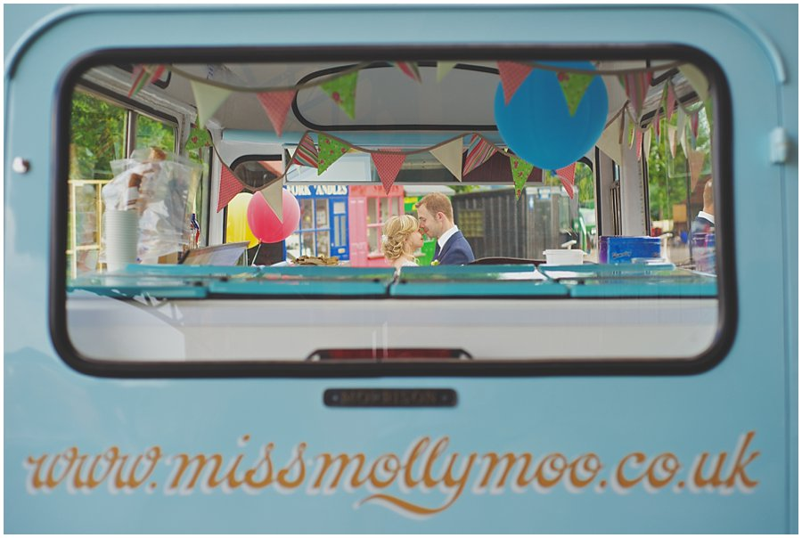 Miss Molly Moo Vintage Ice Cream Van