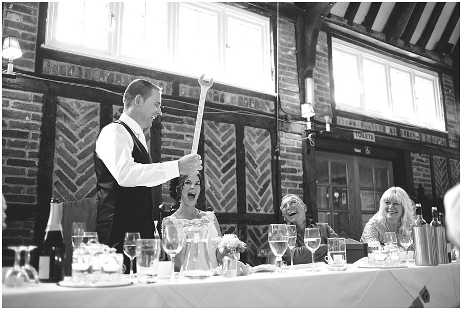 Ye Olde Plough House Wedding Photography