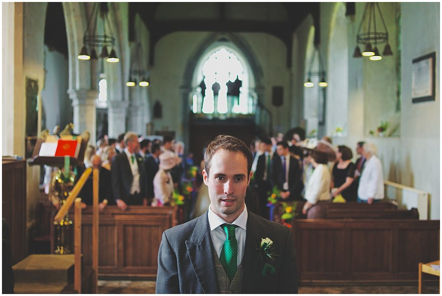 Barham Church Wedding