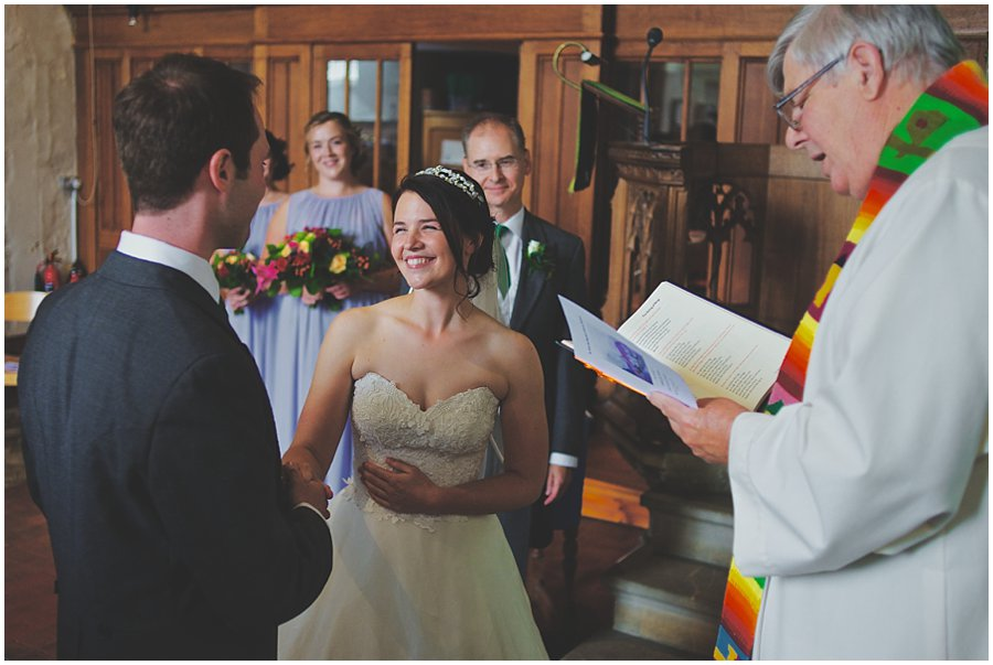 getting married at Barham Church