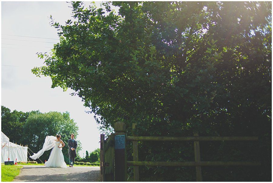 Kingston Barn Wedding