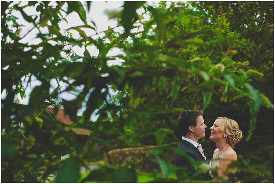 Anglo-German Wedding in Surrey