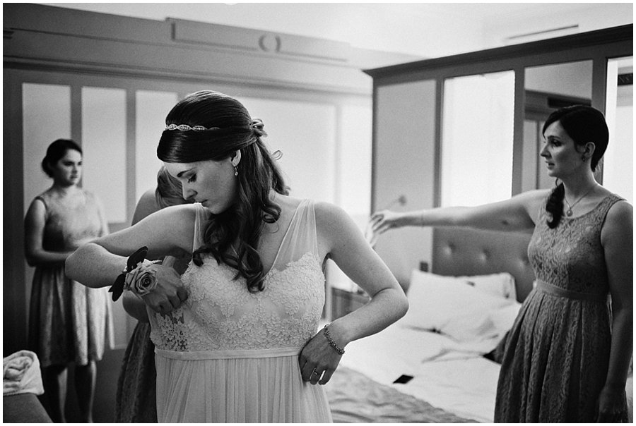 Documentary wedding photography Stoke Newington