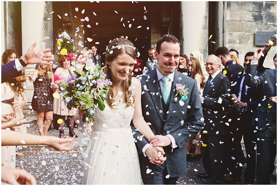 Stoke Newington Town Hall Wedding Photographer