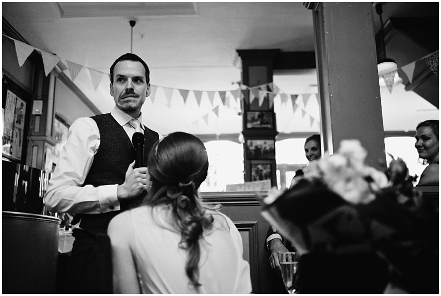 Stoke Newington Pub Wedding