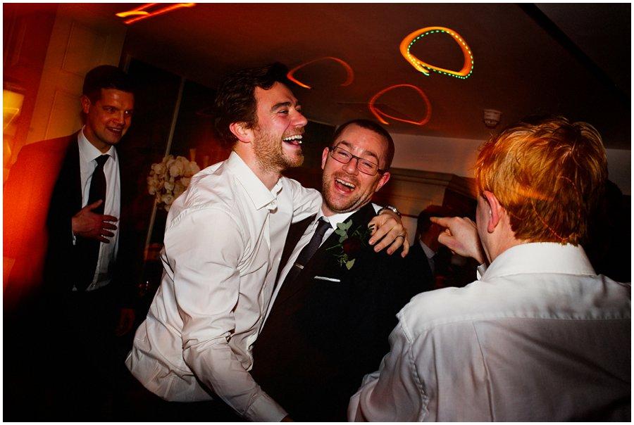 London Wedding dancefloor