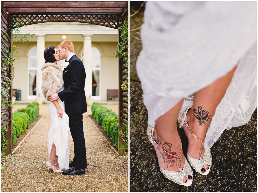 Tattoo bride Essex