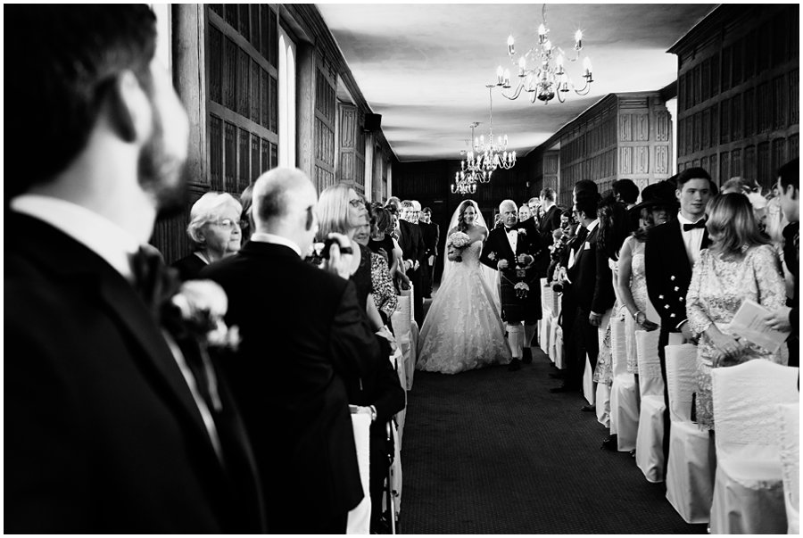 Gosfield Hall Wedding