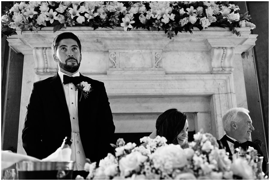 Gosfield Hall Wedding Speeches