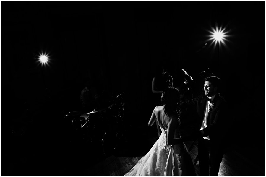 Gosfield Hall first dance