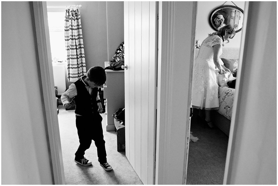 Documentary Wedding Photography Newark