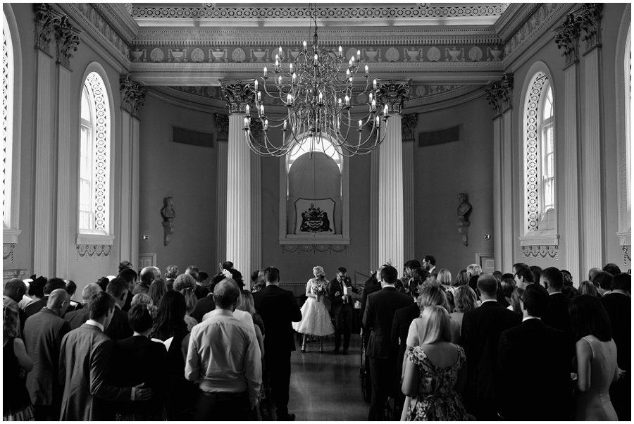 Newark Town Hall Wedding