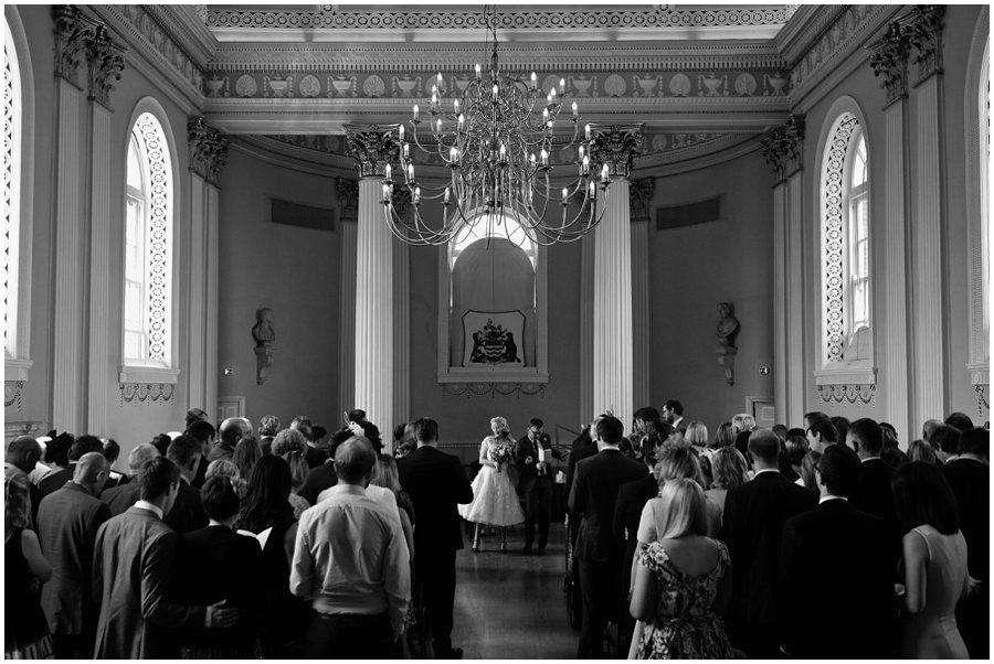 Newark Town Hall Wedding