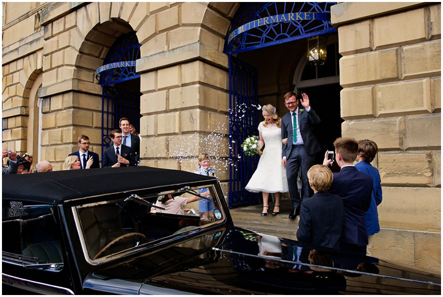 Newark Town Hall Wedding Photography