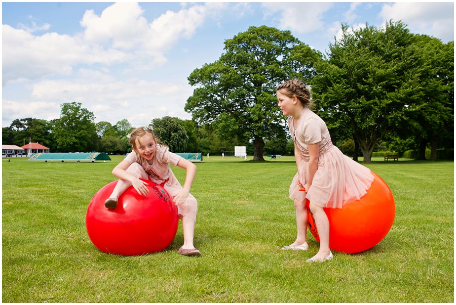 wedding space hopper