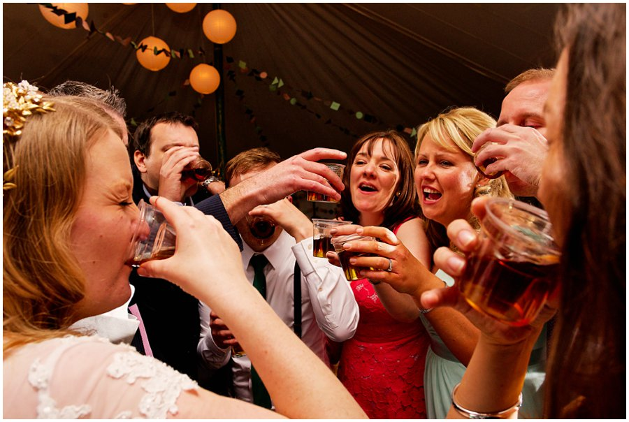 Wedding Jägerbombs